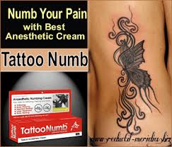 tattoo numbing cream at cvs